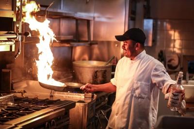 Zelfstandig werkend kok